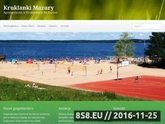 Miniaturka domeny www.mazurypokoje.pl