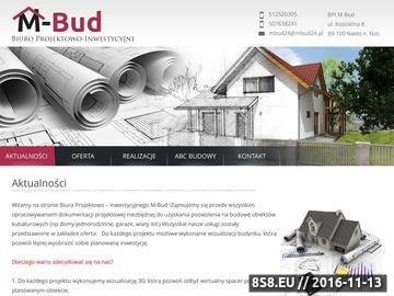 Zrzut strony Indywidualne projekty domów