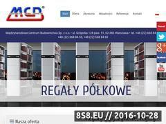 Miniaturka domeny mcb.pl