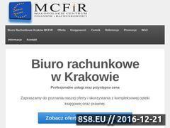 Miniaturka domeny www.mcfir.pl
