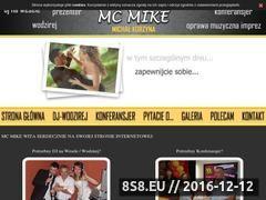 Miniaturka domeny www.mcmike.pl