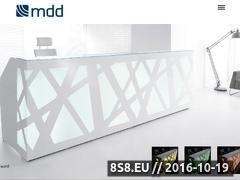 Miniaturka domeny www.mdd.pl
