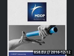 Miniaturka domeny www.mddp-outsourcing.pl