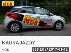 Miniaturka domeny www.mdk.pl