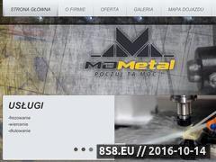 Miniaturka domeny mdmetal.pl