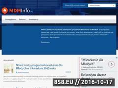 Miniaturka domeny mdminfo.pl