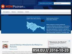 Miniaturka domeny mdmpoznan.pl
