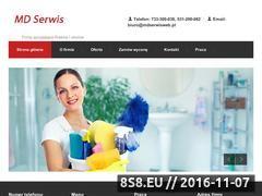 Miniaturka domeny mdserwisweb.pl