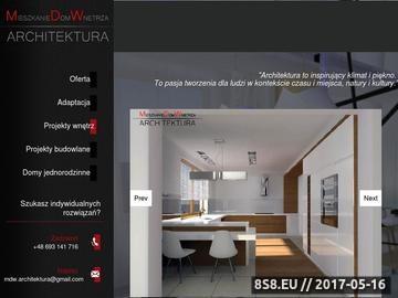 Zrzut strony Projektowanie oraz obsługa formalno-prawna