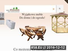 Miniaturka domeny www.mebelki-sosnowe.com
