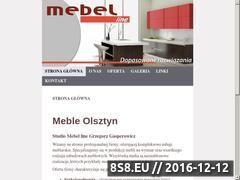Miniaturka Projektowanie mebli na wymiar (mebelline.com.pl)