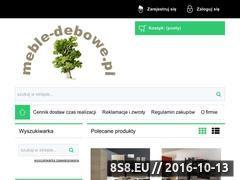 Miniaturka domeny meble-debowe.pl