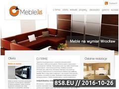 Miniaturka domeny www.meble-jas.pl