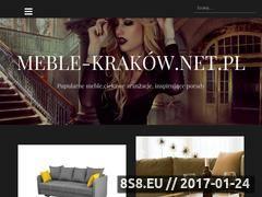 Miniaturka domeny www.meble-krakow.net.pl