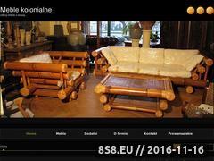 Miniaturka domeny meble-teak.com.pl