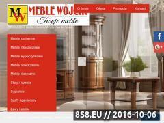 Miniaturka domeny www.meble-wojcik.com