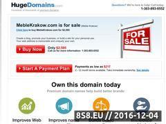 Miniaturka domeny meblekrakow.com