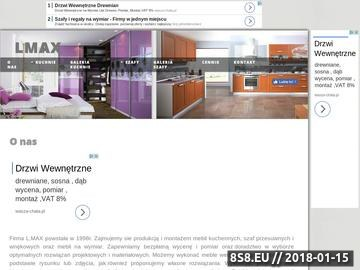 Zrzut strony Szafy przesuwne Kraków