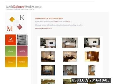 Zrzut strony Marek Sobczak - szafy na wymiar Wrocław