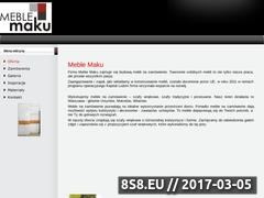 Miniaturka domeny www.meblemaku.pl