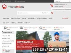 Miniaturka domeny meblemix.pl