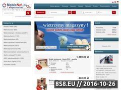 Miniaturka domeny www.meblenet.pl