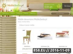 Miniaturka domeny meblesedia.pl