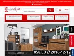 Miniaturka domeny www.meblewojcik.pl