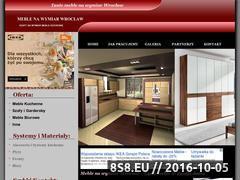 Miniaturka domeny www.meblewroclaw.eu