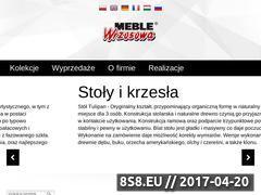 Miniaturka domeny www.meblewrzosowa.pl