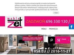 Miniaturka domeny www.meblezet.com