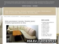 Miniaturka domeny meblezyga.pl