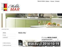 Miniaturka domeny www.meblo-mar.pl