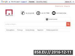 Miniaturka domeny www.meblohurt.eu