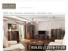 Miniaturka domeny www.meblomat.pl