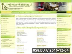 Miniaturka domeny www.meblowy-katalog.pl