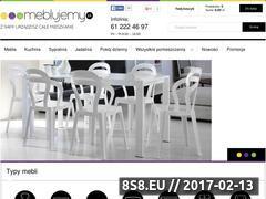 Miniaturka domeny meblujemy.pl