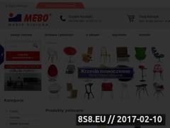 Miniaturka domeny mebo.pl
