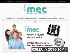 Miniaturka domeny mec24.pl