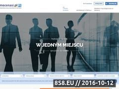 Miniaturka domeny www.mecenasi.pl