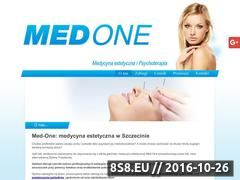 Miniaturka domeny www.med-one.pl