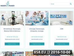 Miniaturka domeny meden.com.pl