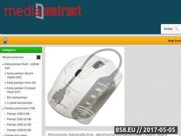 Zrzut strony Akcesoria do komputera