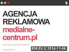 Miniaturka domeny medialne-centrum.pl
