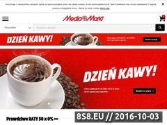 Miniaturka domeny www.mediamarkt.pl