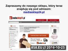 Miniaturka domeny www.mediasklep.pl