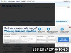 Miniaturka domeny medicalonline.pl
