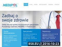 Miniaturka domeny medipol.com.pl