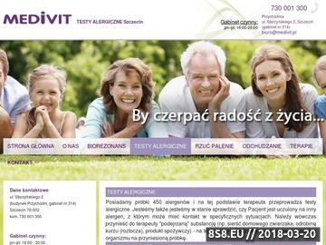 Zrzut strony Terapie zdrowotne Szczecin