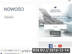 Miniaturka domeny www.medline.pl